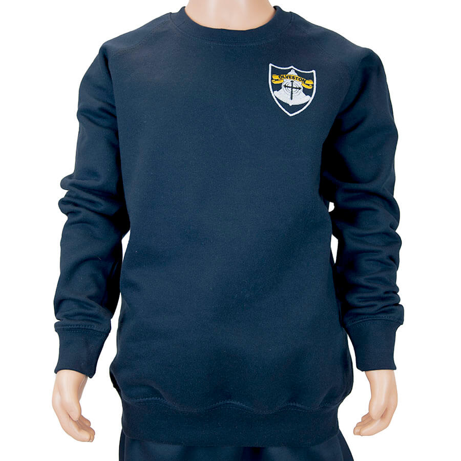 Olveston Crew Neck Sweatshirt