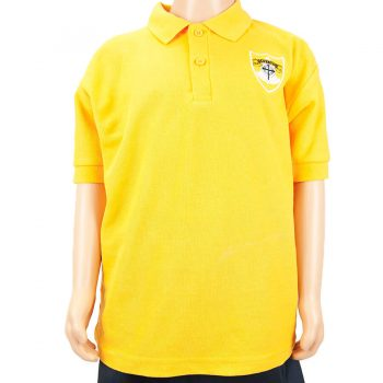 Olveston Gold Polo Shirt
