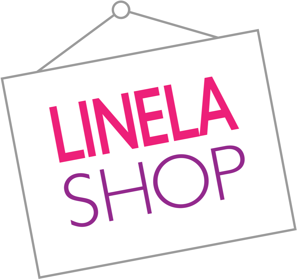 Linela shop sign 2