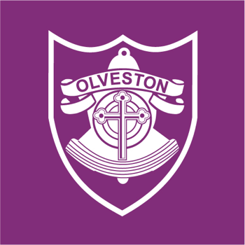 Olveston School purple white 1