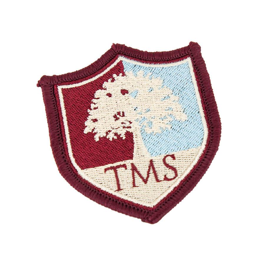 Tockington Manor School badge