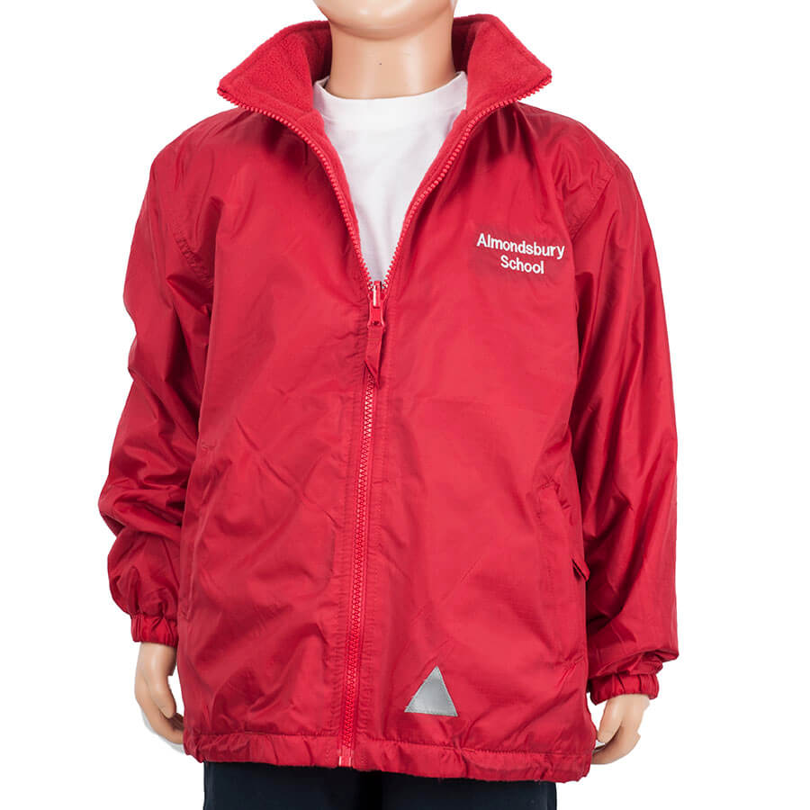 Almondsbury red light jacket