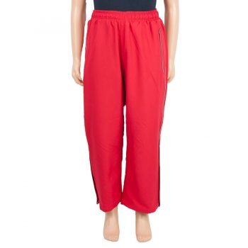 Almondsbury School red track pants
