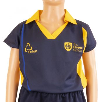 Castle School girls netball PE top 2