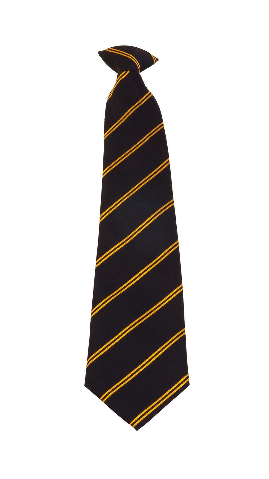 Castle School striped tie