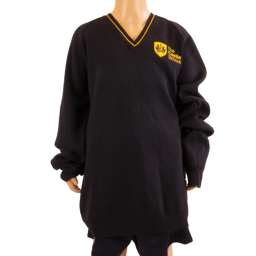 Castle School sweater