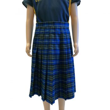 castle school skirt
