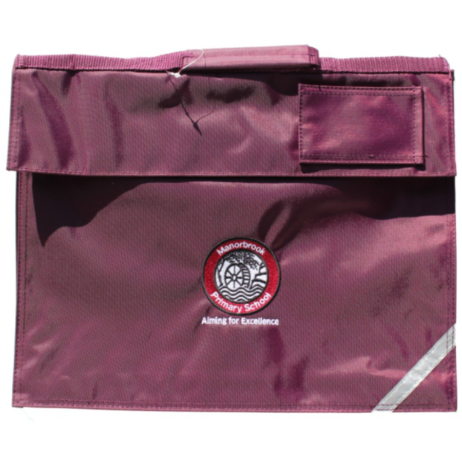 Manorbrook School Book Bag for Web site - June 2020