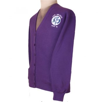 New Siblands Post 16 - Purple Cardigan for Web Site N.B - August 2020
