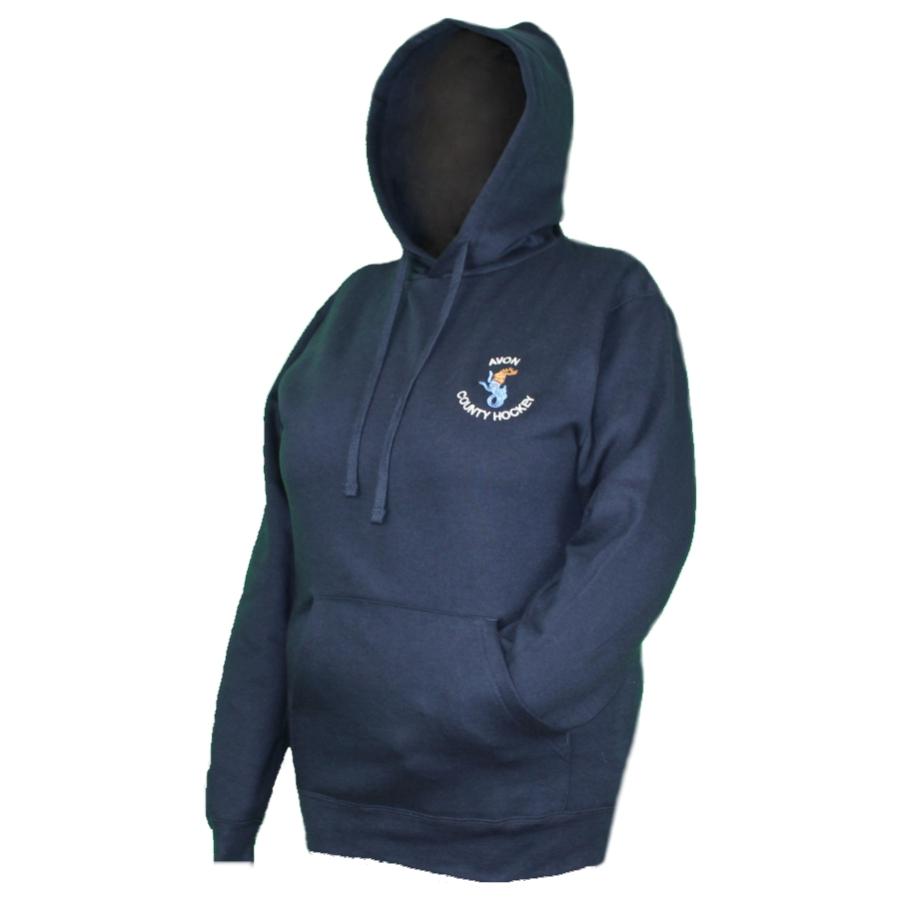 Avon Hockey Hoody - Navy
