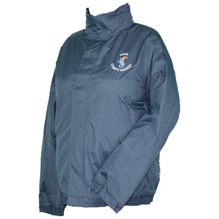 Avon Hockey Waterproof Coat - Navy