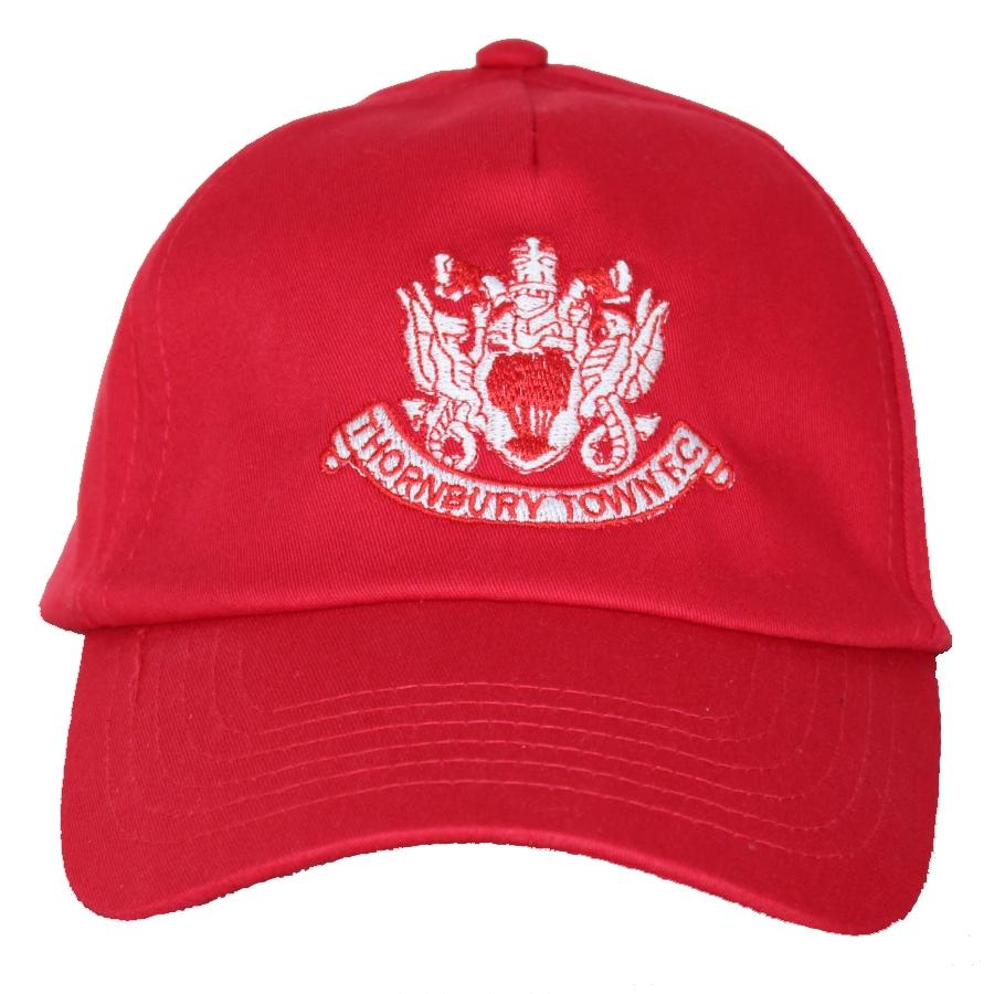 Thornbury Town FC - Adult Cap Red