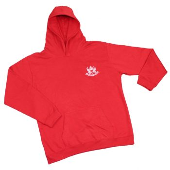 Thornbury Town FC - Childrens Hoody - Red