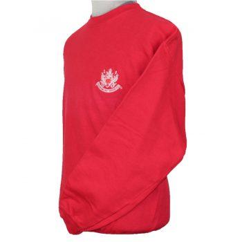 Thornbury Town FC - Sweat shirt - Red